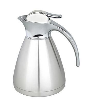 Silver Tea Pot 1.2 Liter
