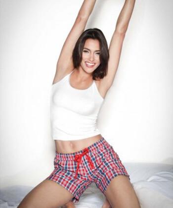 Hot Shorts -Sh41 Shorts Small (As) -Women
