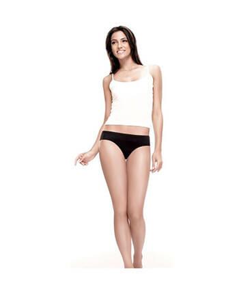 Premium Bikini P191 Brief Small (As) -Women