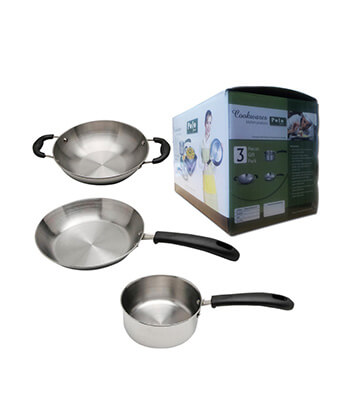Cookware 3 Pieces Gift Pack