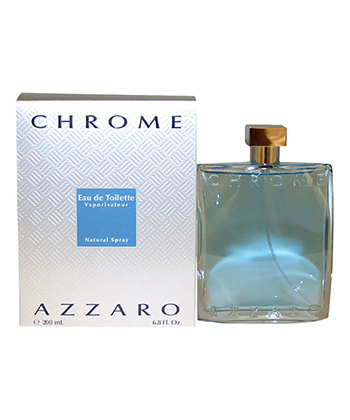 Azzaro Chrome Edt 200 Ml-Men