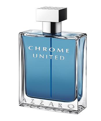 Azzaro Chrome United Edt 100ML-Men