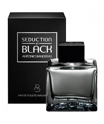 Antonio Banderas Seduction In Black Edt 100ML-Men
