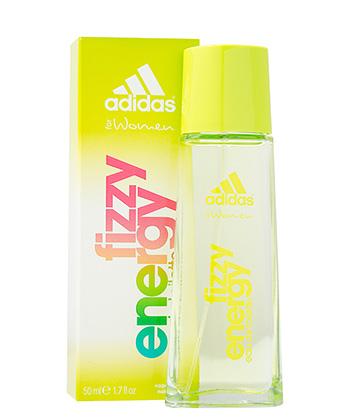 Adidas Fizzy Energy For Women Edt Spray 75ML