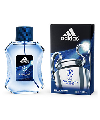 Adidas Uefa Champions League Edt 100ML-Men
