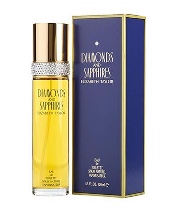 Elizabeth Taylor Diamonds & Sapphires Edt 100 Ml-Women