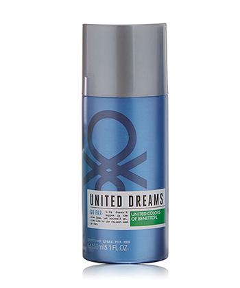 Benetton United Dreams Go Far Deo 150Ml-Men
