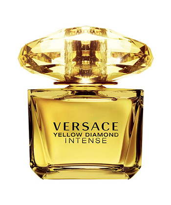VERSACE YELLOW DIAMOND INTENSE FOR WOMEN EDP SPRAY 3 OZ