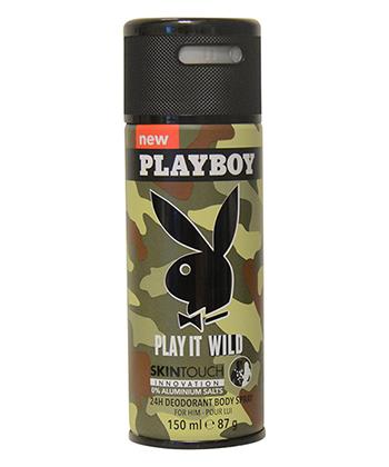 Play It Wild For Men Deodorant Spray -150ml