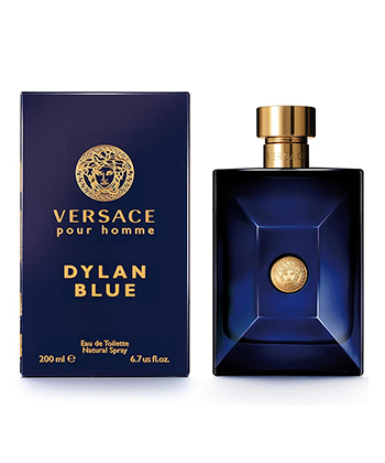 Versace Dylan Blue Edt 200 Ml-Men