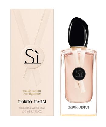 Giorgio Armani Si Rose Signature Edp 100 ml-women