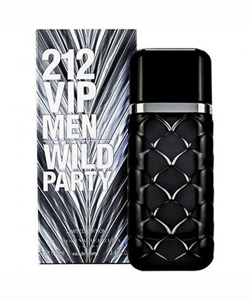 Carolina Herrera 212 Vip Men Wild Party Edt 100Ml-Men