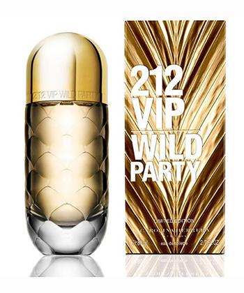 Carolina Herrera 212 Vip Wild Party Edt 80Ml-Women