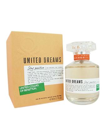 Benetton United Dreams Dream Big 80Ml-Women