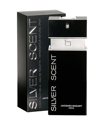 Jacques Bogart Silver Scent Edt 100ML-Men