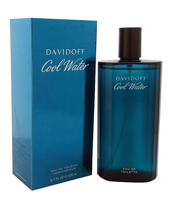 COOL WATER EDT SPRAY 200ml