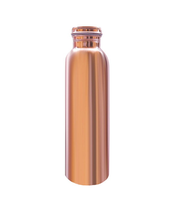 Copper Bottle (900 Ml)
