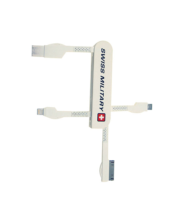 Swiss Military Compact Usb Multicharging Cable UAM-3