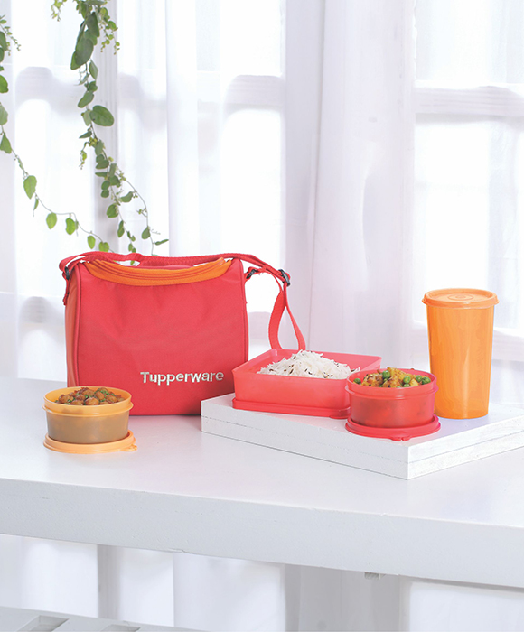 Tupperware Best Lunch With Bag