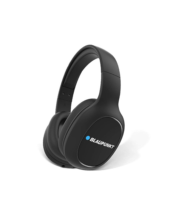 Blaupunkt BH21 Bluetooth Over The Ear HD Sound Wireless Headphone with Turbo Bass