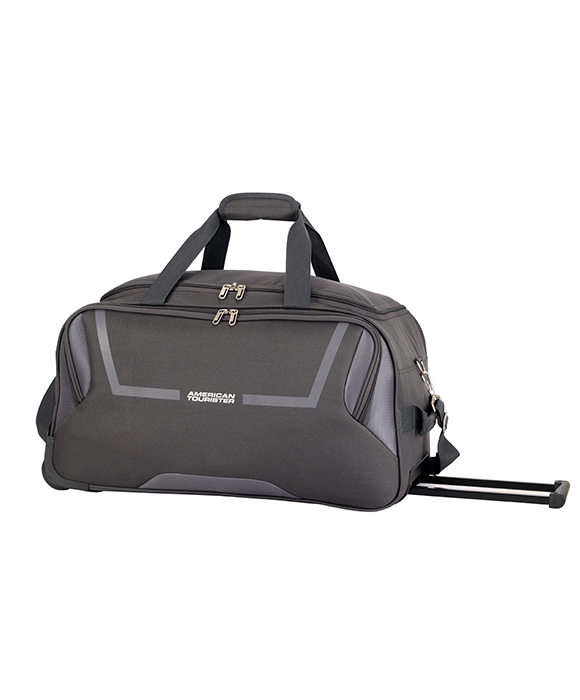 American Tourister Cosmo Wheeled Duffle Grey Colour 65 CMS