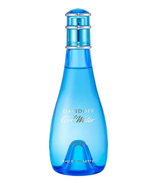 Cool Water Edt 100Ml-Women