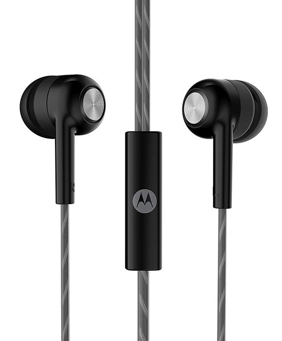 Motorola Pace 110 in-Ear Headphones with Mic