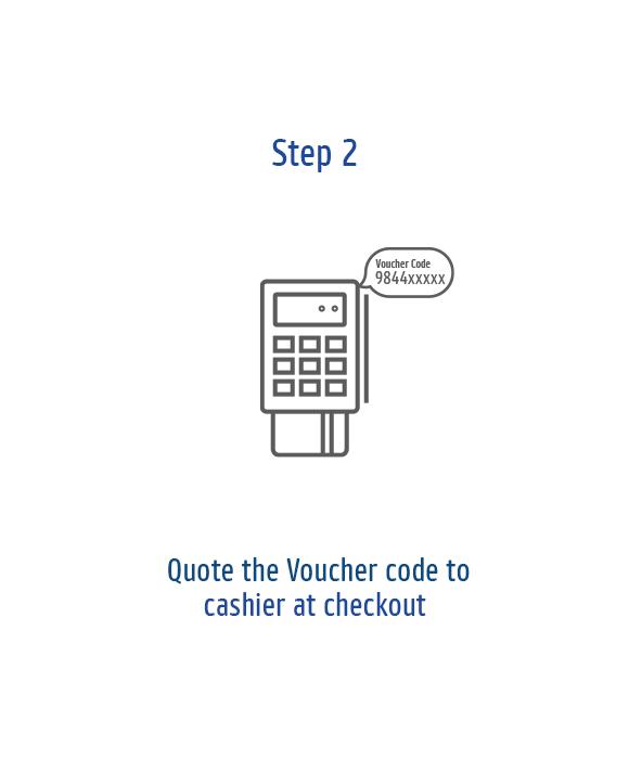 KFC e-Voucher INR 1000