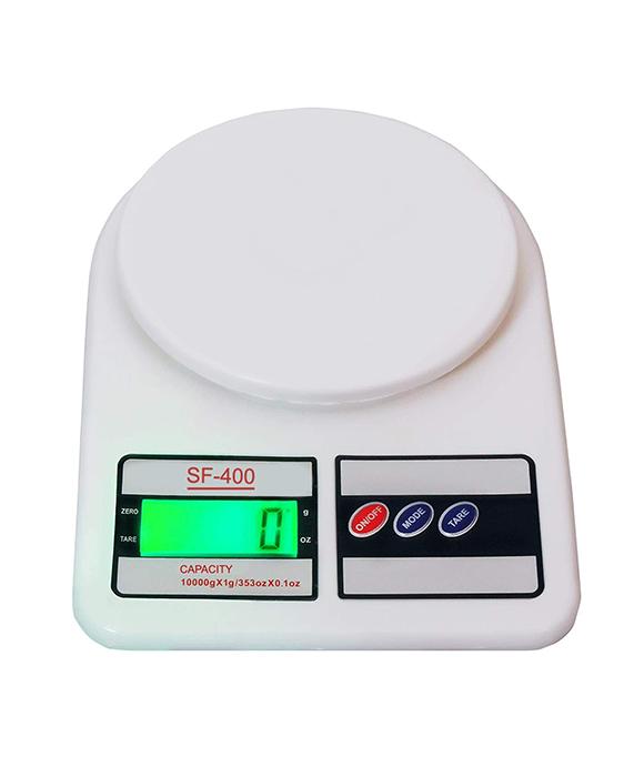 Macushla Electronic Kitchen Digital Multipurpose Weighing Scale