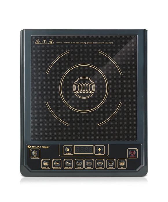 Bajaj Majesty ICX 3 1400 Watt Induction Cooker