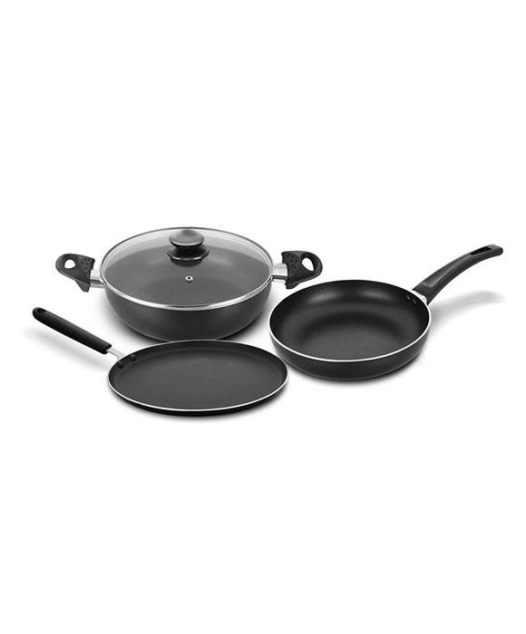 Bajaj Duo Cookware Set 3Pcs-740047
