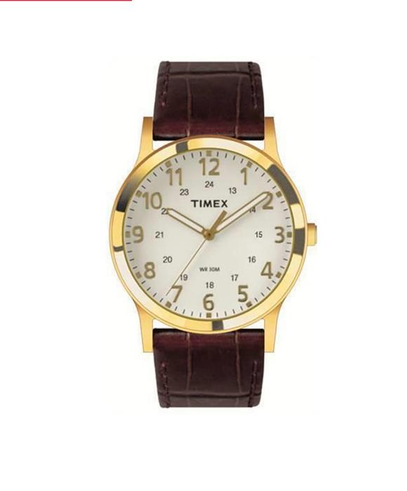 Timex Analog White Dial Watch TW00ZR163EX