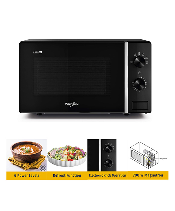 Whirlpool Magiccok Pro 20 Litre Microwave Oven