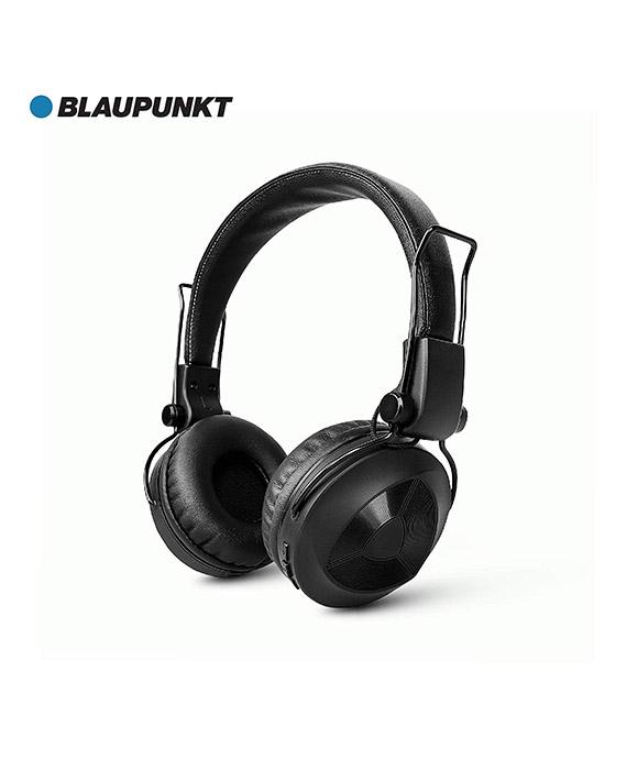 Blaupunkt BH01 Bluetooth Wireless Headphone with Turbo Bass Mode
