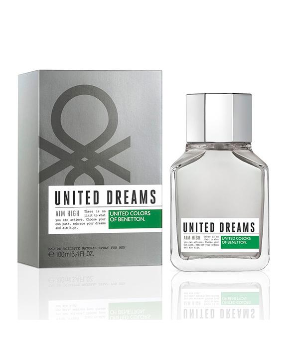 Benetton United Dreams Aim High Edt 1...