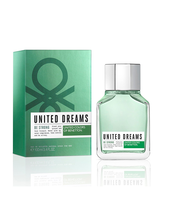 Benetton United Dreams Be Strong Edt ...