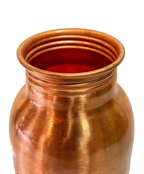 Copper Bottle (900 Ml)
