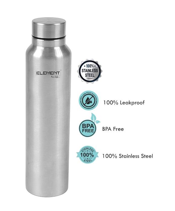Element Stainless Steel Fridge Bottle...