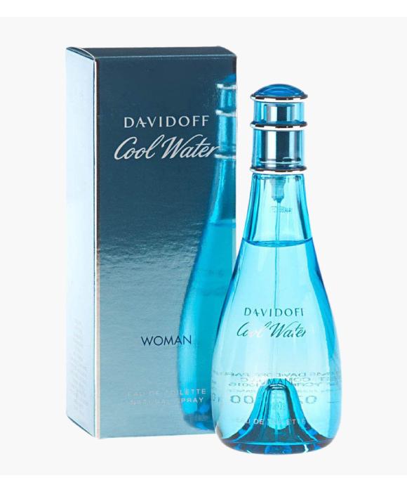 Cool Water Edt 100Ml-Women